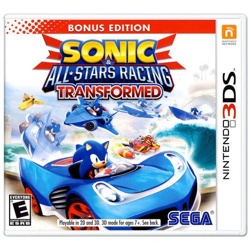 Juego Nintendo 3DS Sonic &...