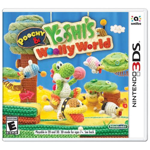 Juego Nintendo 3DS Poochy &...
