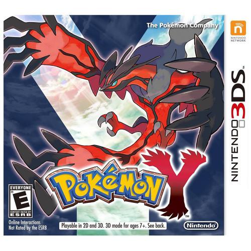 Jogo Nintendo 3DS Pokemon Y