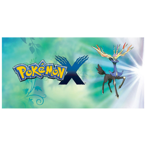 Jogo Nintendo 3DS Pokemon X