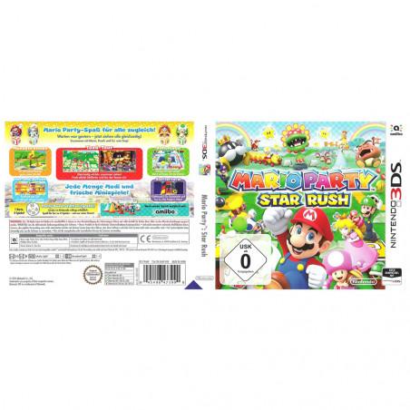Juego Nintendo 3DS Mario Party Star Rush - 3
