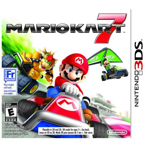 Juego Nintendo 3DS Mario...