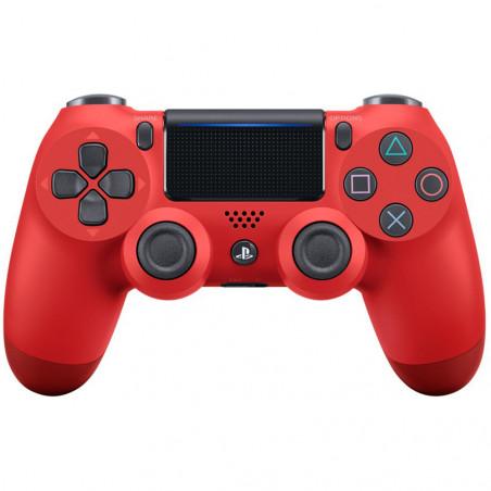 Control Playstation 4 Dualshock Rojo Jet USA - 1