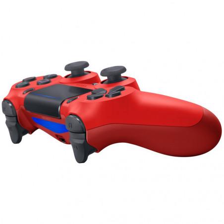 Control Playstation 4 Dualshock Rojo Jet USA - 3
