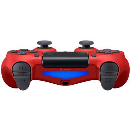 Control Playstation 4 Dualshock Rojo Jet USA - 4