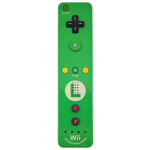 Control Nintendo Wii U...