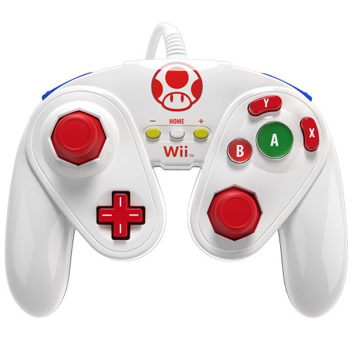 Controle Nintendo Wii U PDP...