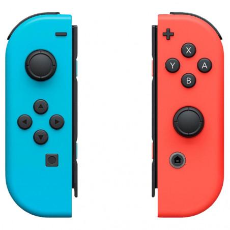 Control Nintendo Switch Joy-Con L/R Rojo/Azul - 2