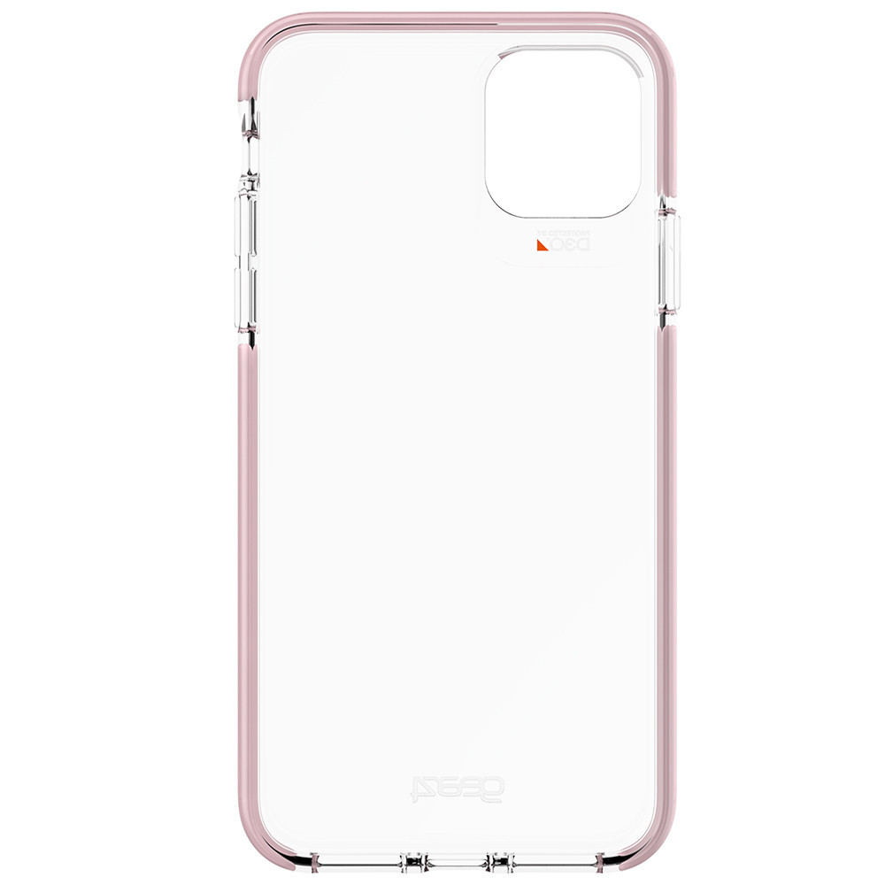 Capa Gear4 iPhone 11 Pro Max Picadilly ICB64PICRSG Rosa Dorado - 1