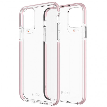 Capa Gear4 iPhone 11 Pro Max Picadilly ICB64PICRSG Rosa Dorado - 3