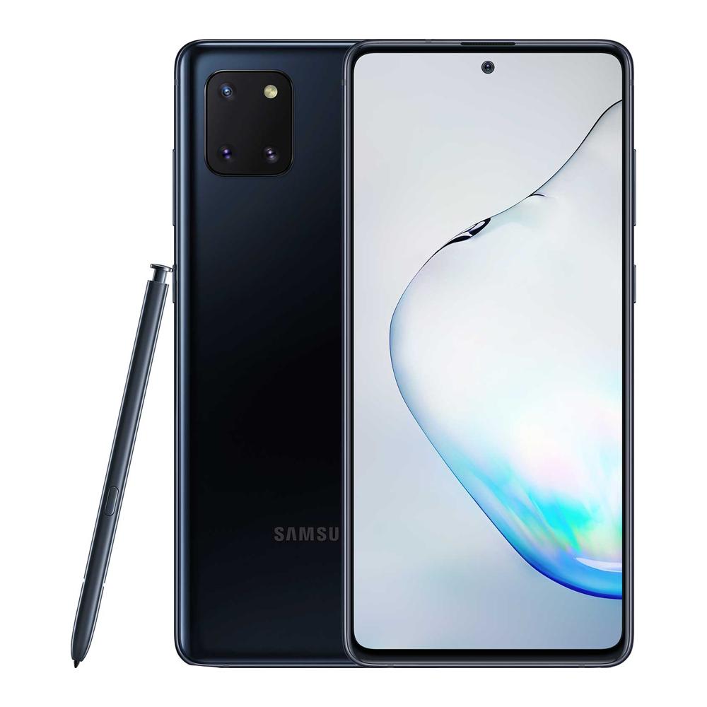 Smartphone Samsung Galaxy Note 10 Lite N770F 128GB Duos SM-N770FZKJ Aura Negro - 1