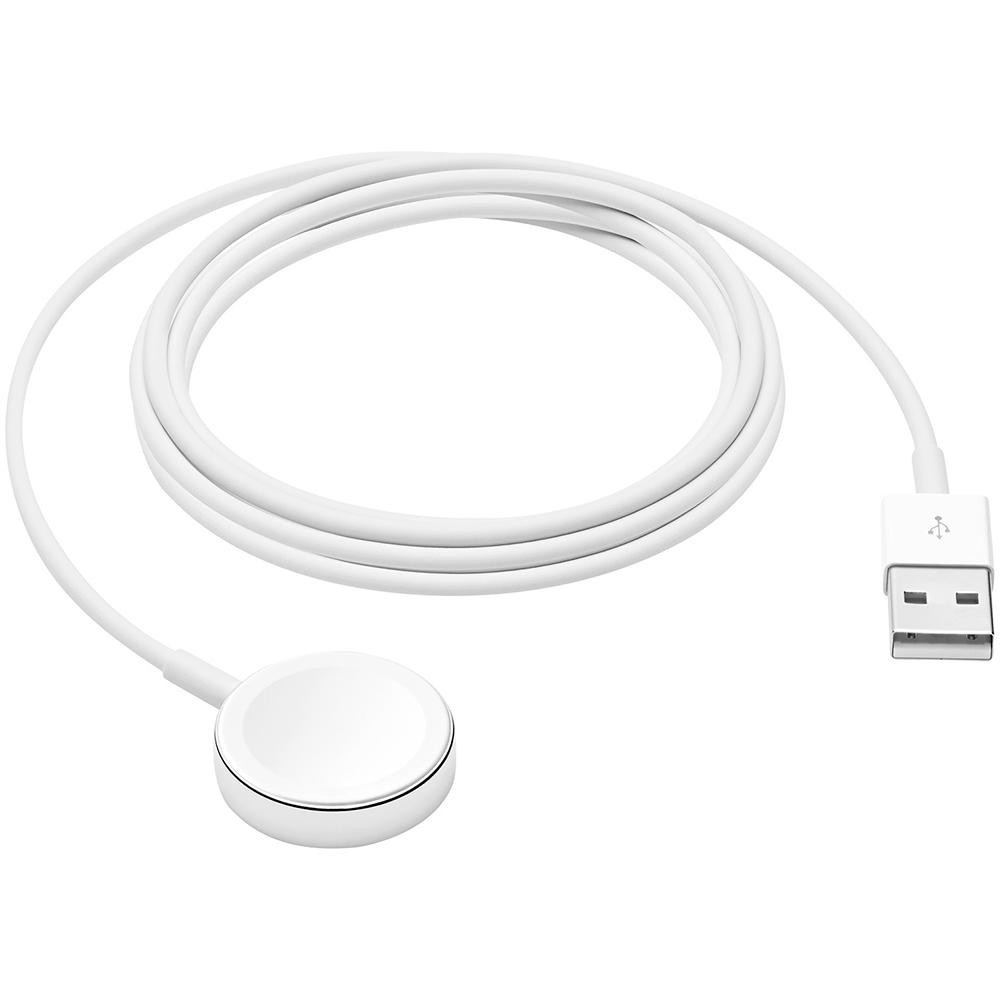Cargador Cagnético Cable USB para Apple Watch 2m MX2F2BE/A Blanco - 1