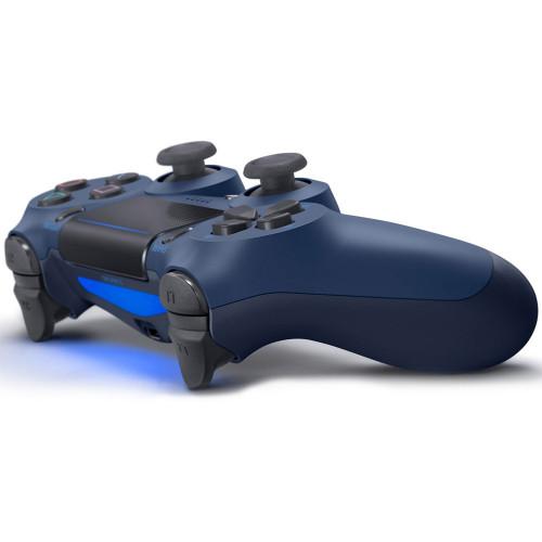 Control Playstation 4 Dualshock 4 Azul Media Noche Americano - 2
