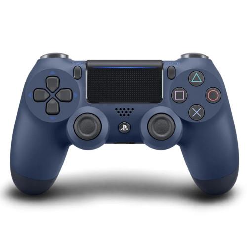 Control Playstation 4 Dualshock 4 Azul Media Noche Americano - 1