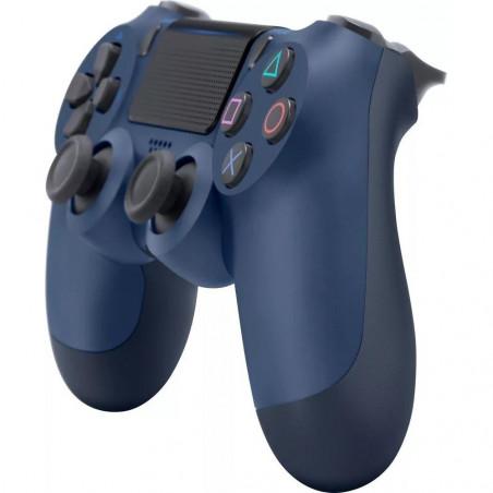 Control Playstation 4 Dualshock 4 Azul Media Noche Americano - 4