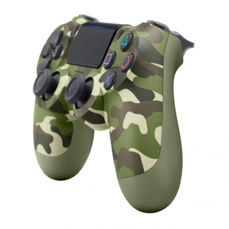 Control Playstation 4 Dualshock 4 Verde Camuflado Usa - 1