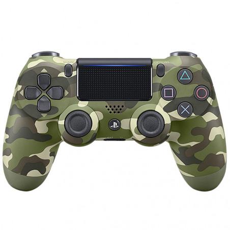 Control Playstation 4 Dualshock 4 Verde Camuflado Usa - 2