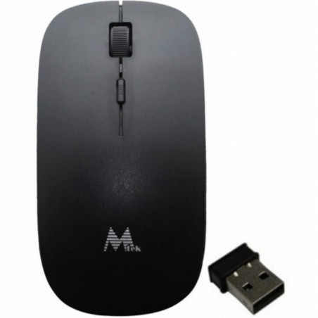 Mouse Wireless Mtek PMF423B 2.4Ghz Negro - 1