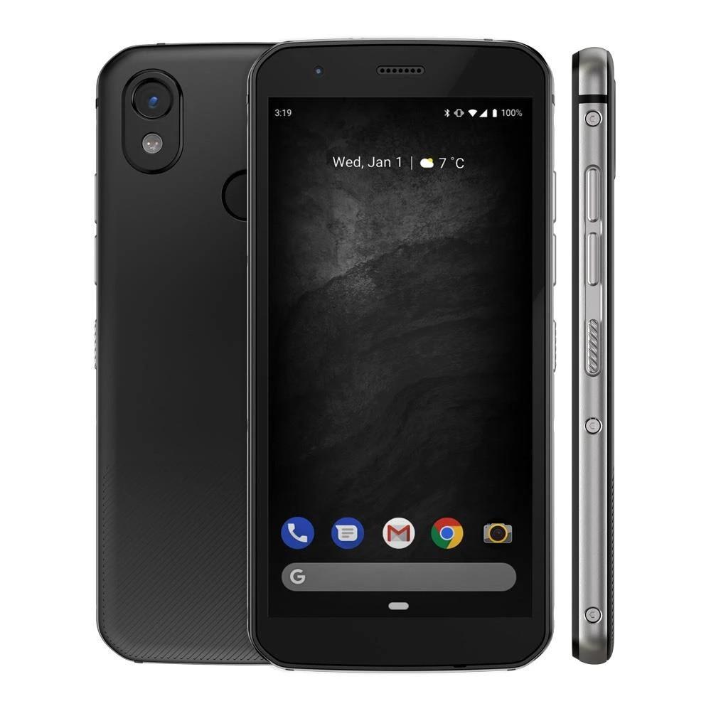 Smartphone Caterpillar S52 Duos 64GB CS52-DAB-RON-UN Negro - 1