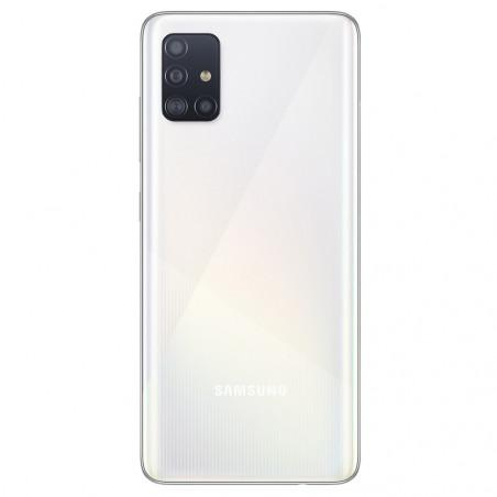 Smartphone Samsung Galaxy A51 Duos 128GB Blanco SM-A515FZWJ - 3