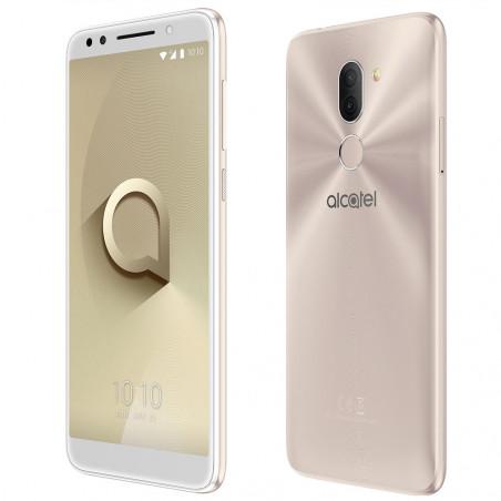 Smartphone Alcatel 3X 5058-SS-GLD Dorado - 4