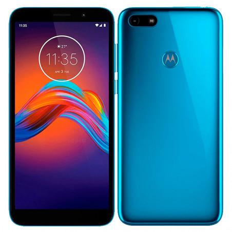 Smartphone Motorola Moto E6 Play Duos 32 GB XT2029-1 Azul - 2