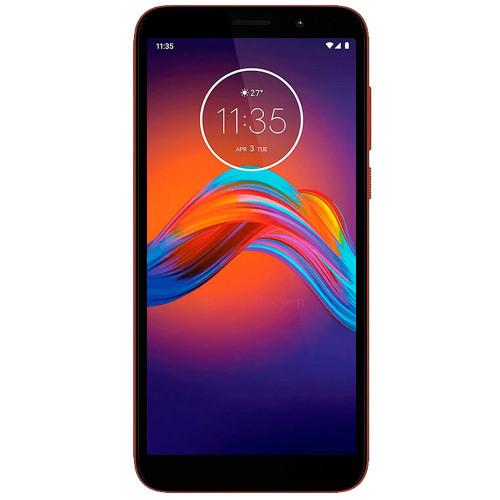 Smartphone Motorola Moto E6 Play Duos 32 GB XT2029-1 Rojo Cereza - 1